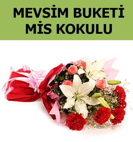 Karışık mevsim buketi mis kokulu bahar  Online Ankara Sincan çiçekçiler