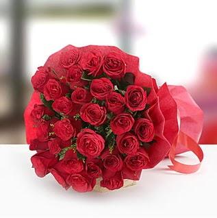 41adet kırmızı gül buket  sincan çiçekçi Ankara Sincan internetten çiçek satışı