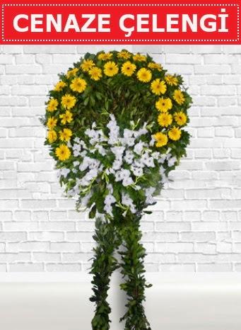 Cenaze Çelengi cenaze çiçeği  Ankara Sincan çiçek , çiçekçi , çiçekçilik