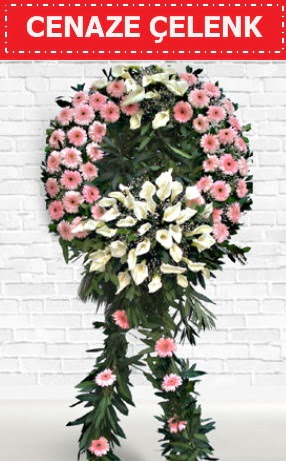 Çelenk Cenaze çiçeği  Ankara Sincan internetten çiçek siparişi