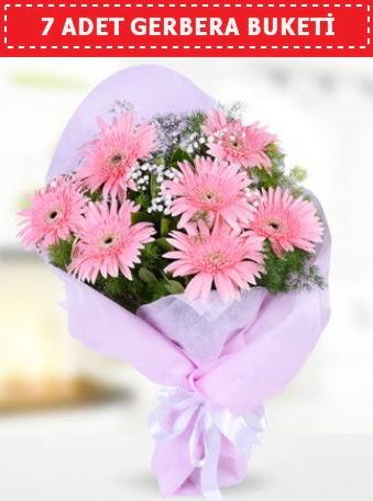 Pembe Gerbera Buketi  sincan çiçekçi Ankara Sincan internetten çiçek satışı
