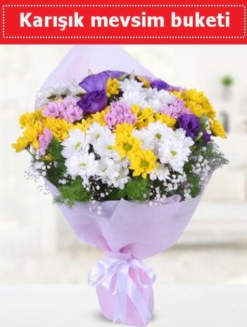 Karışık Kır Çiçeği Buketi  Ankara Sincan çiçek gönderme sitemiz güvenlidir
