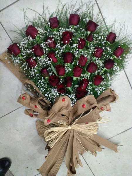 Ankara Sincan çiçekçi mağazası  29 kırmızı gülden kız isteme söz çiçeği